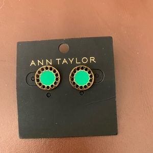 Ann Taylor earrings with posts.